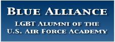 """Blue Alliance"" gays military ""Air Force Academy"" DADT"