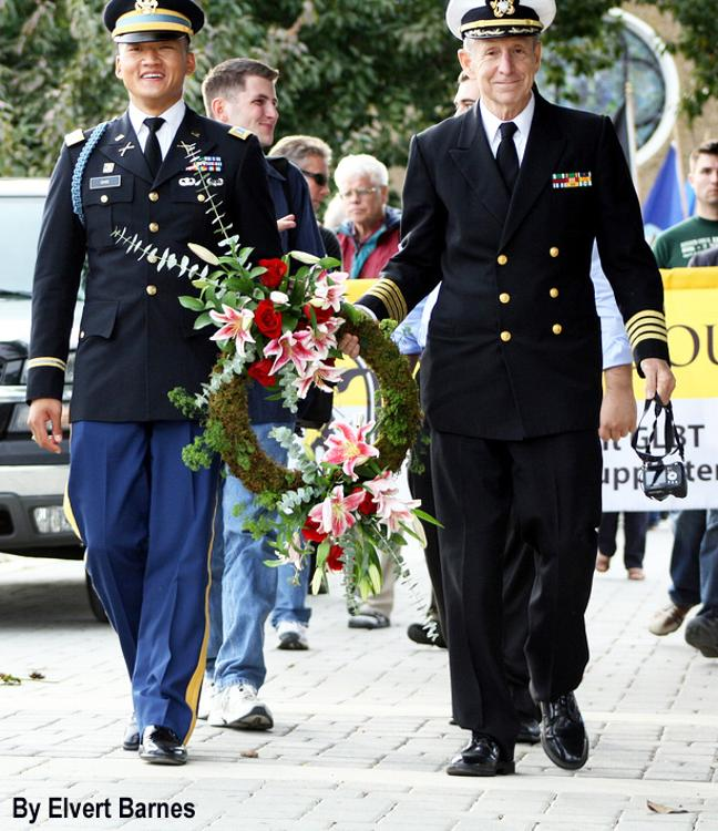 """National Equality March"" ""Dan Choi"" Matlovich gays military DADT"